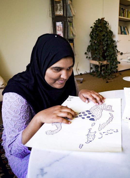 Visually impaired Pakistani student wins Rhodes scholarship to Oxford
