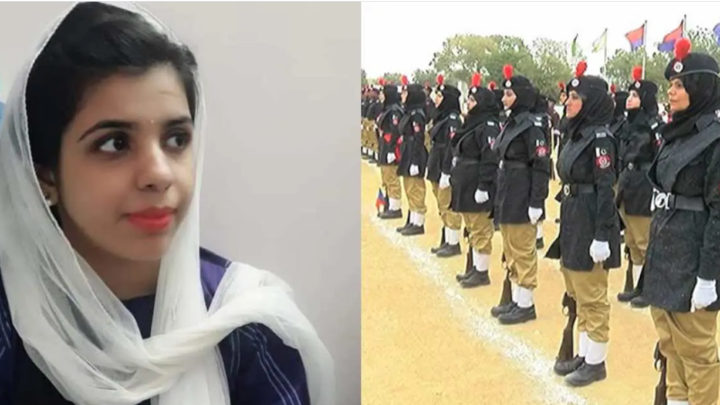 Manisha Mal becomes Sindh's first female Hindu DSP