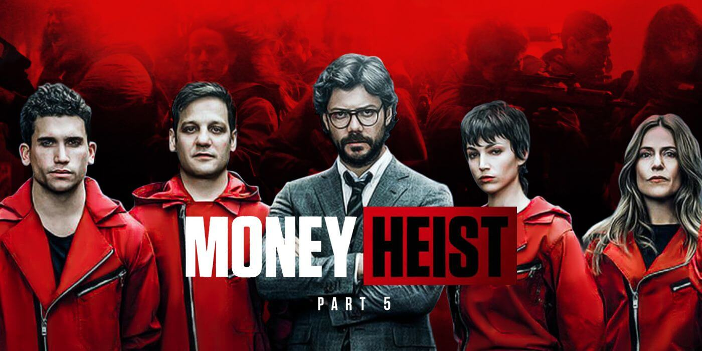 Money Heist 5 to premiere in two parts; teaser released