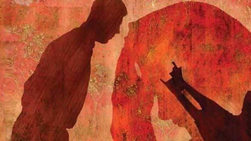 gang-rape of Christian girl