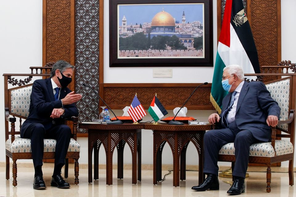 US Secretary of State Blinken announces aid to Gaza, vows to reopen the Jerusalem consulate