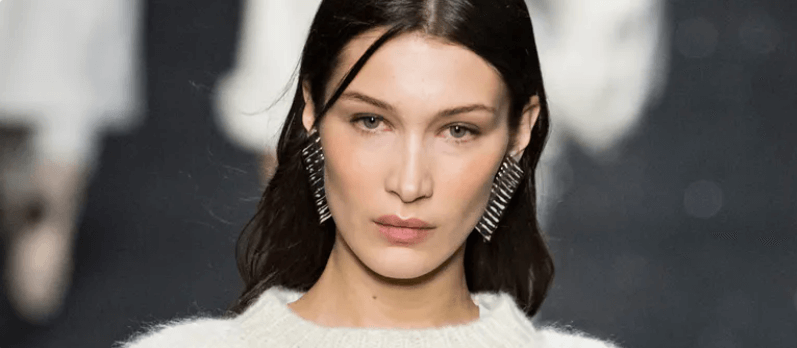 Bella Hadid says she doesn't condone violence against the Jewish community