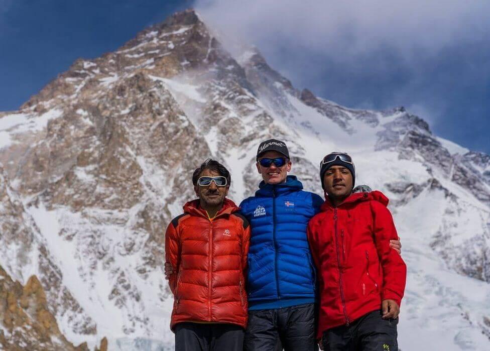 Sajid Sadpara will aim to climb K2 in search of Ali Sadpara's body, make documentary