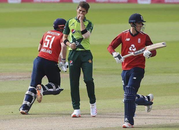 Pak-Eng cricket series