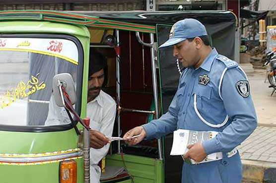 Punjab Police doubles all traffic challan fees