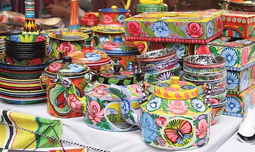 Pakistani culture- Craftmanship of Pakistan