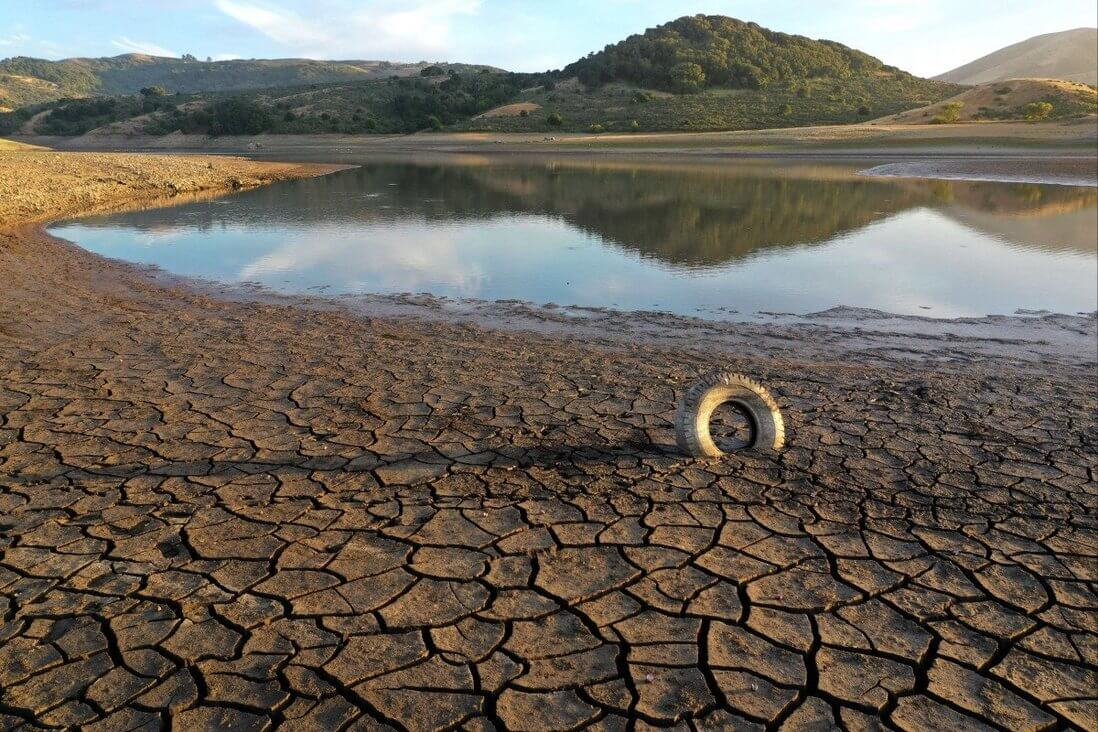 UN warns that droughts and water scarcity might be next pandemic
