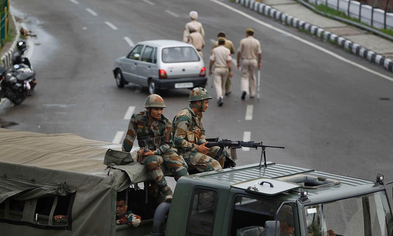 Indian Govt issues over 3.4M fake domiciles to change Kashmir's demographics
