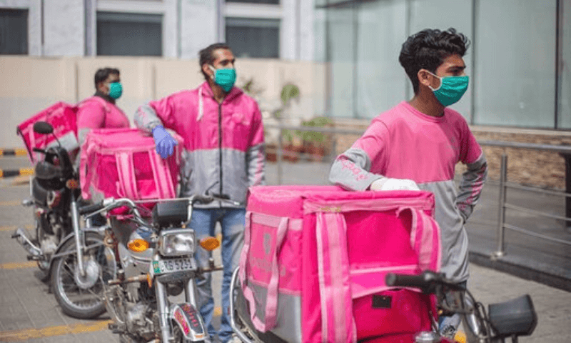 Foodpanda to provide cash incentives for vaccination riders worth Rs. 1 crore