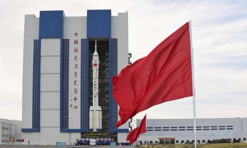 China to send first crew to live on space station