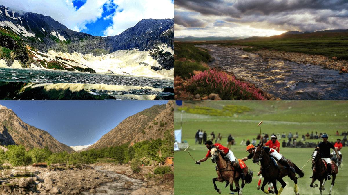 Five beautiful tourist destinations you must visit in Pakistan