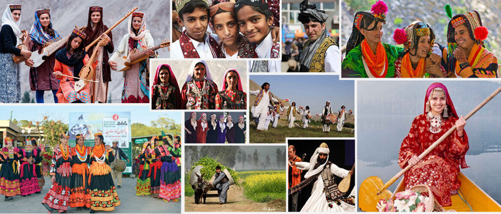 Pakistani culture- diversity in Pakistani culture and religion