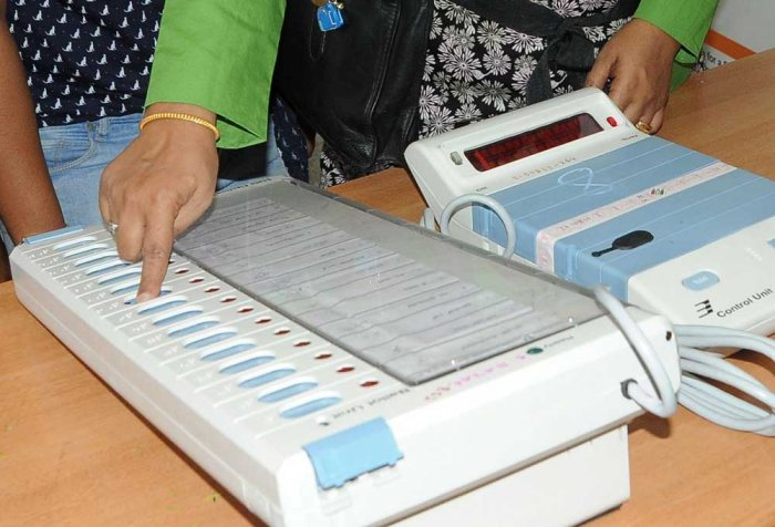 Government to introduce Electronic Voting Machine(EVM) on Aug 14