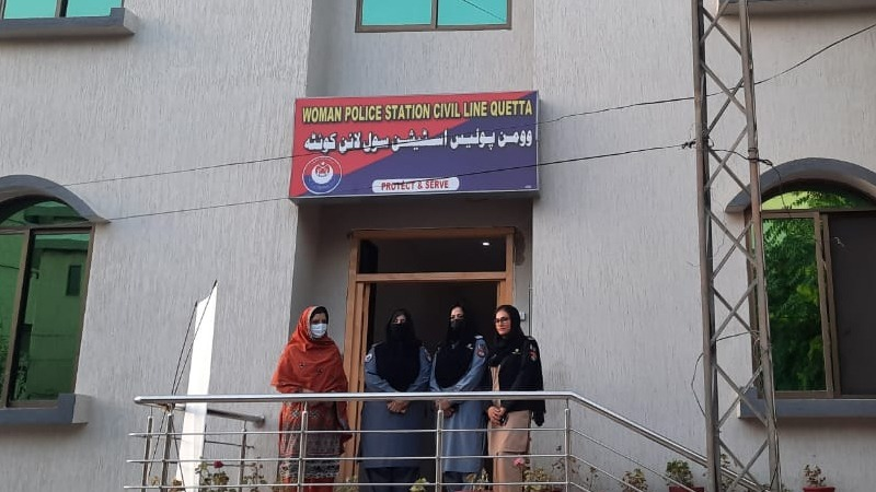 Baluchistan inaugurates its first women's police station in Quetta