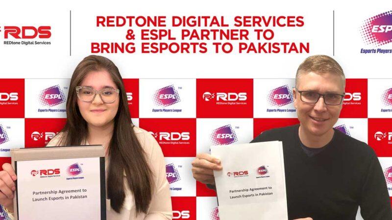Esports tournaments to Pakistan