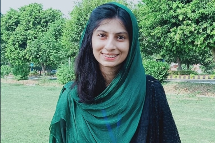 Asma Tariq becomes first Pakistani to win Bull Award from the largest startup community 'Startup Grind'