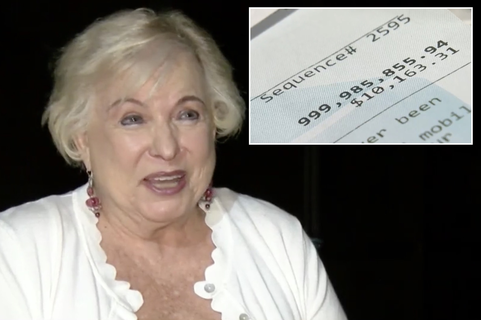Florida woman goes to withdraw $20 from ATM, but discovers $1 billion in her bank account
