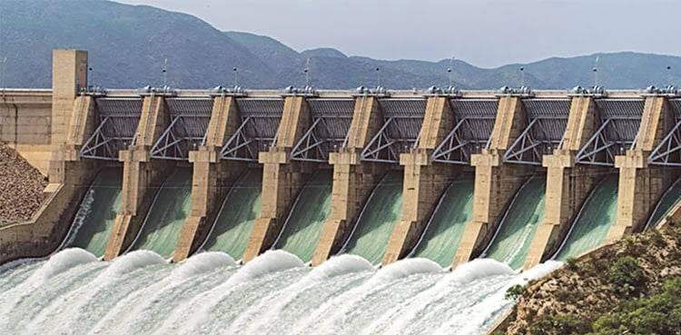 small & intermediate dams