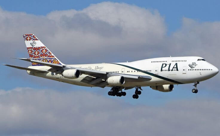 PIA becomes the first airline worldwide to fly with a fully vaccinated crew