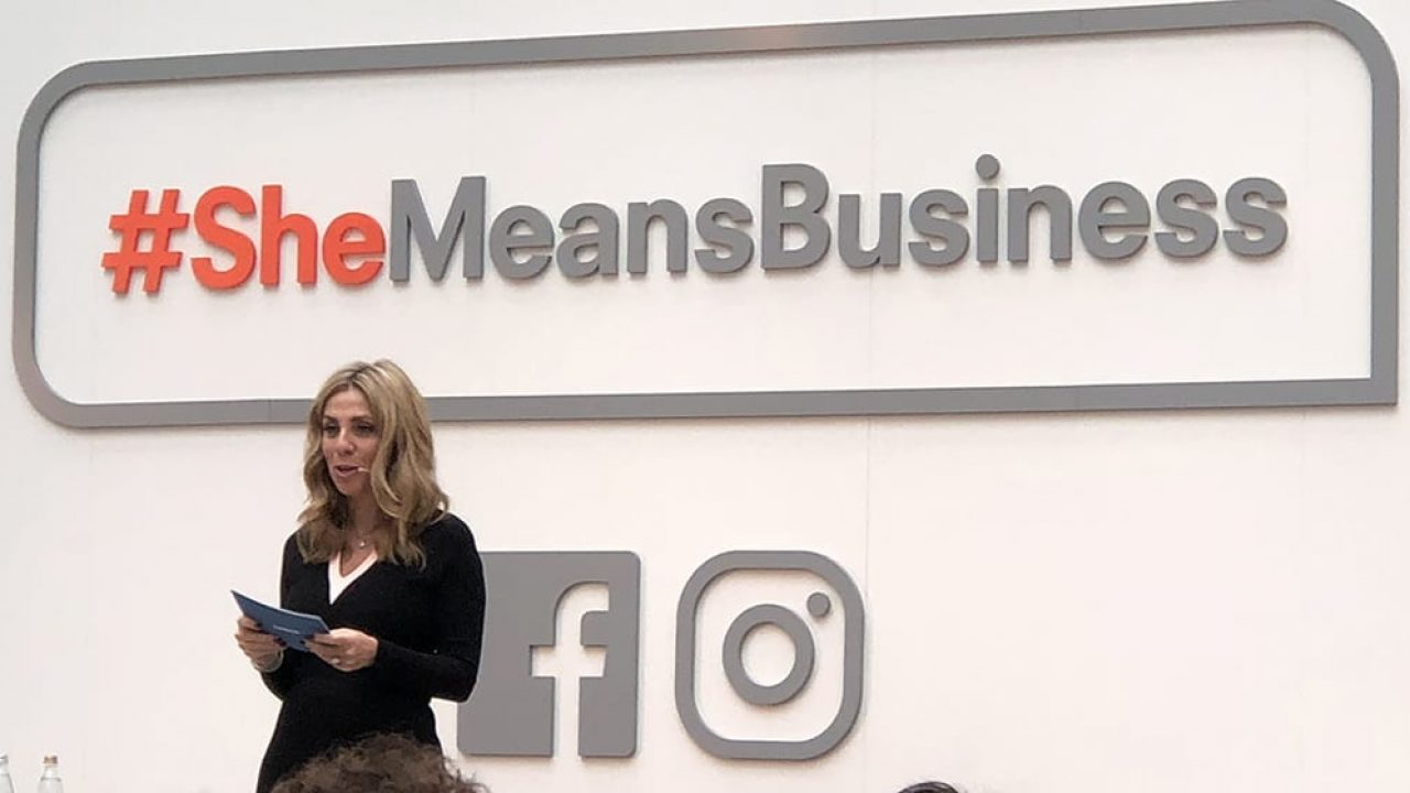 Facebook SheMeansBusiness  in Pakistan provides financial education to women-led businesses