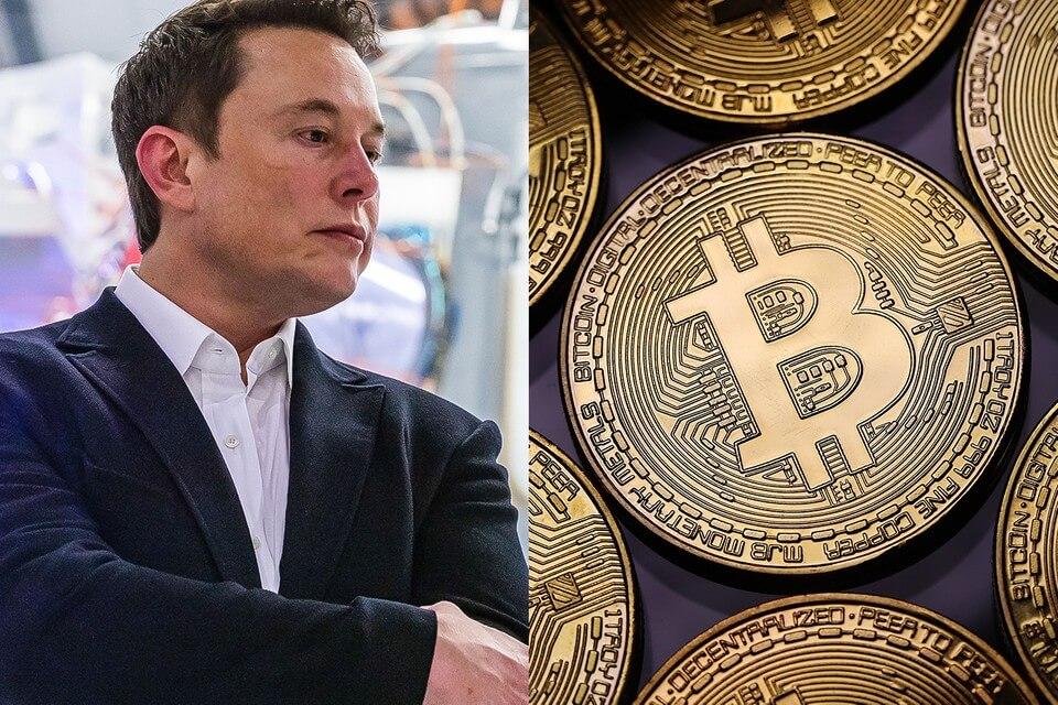 Bitcoin skyrockets 12% after one tweet by Elon Musk