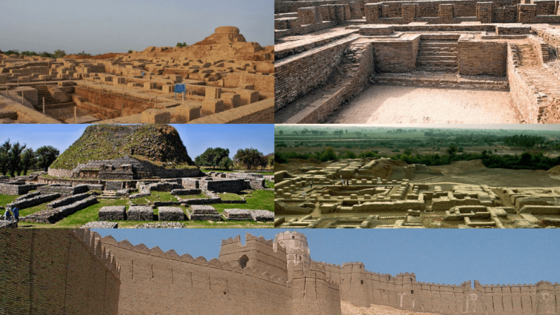 archaeological sites in Pakistan