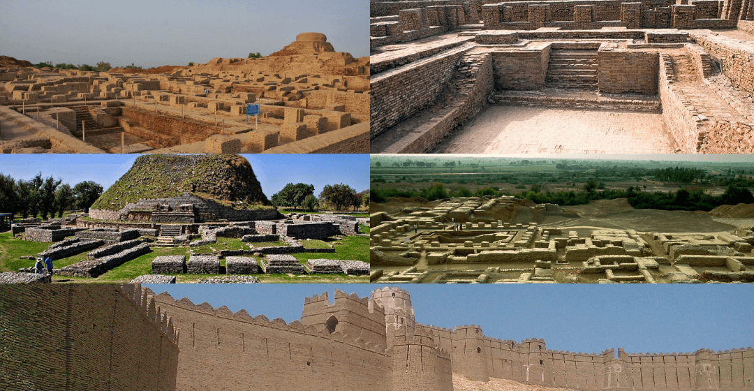 Five most significant archaeological sites in Pakistan featuring fascinating history