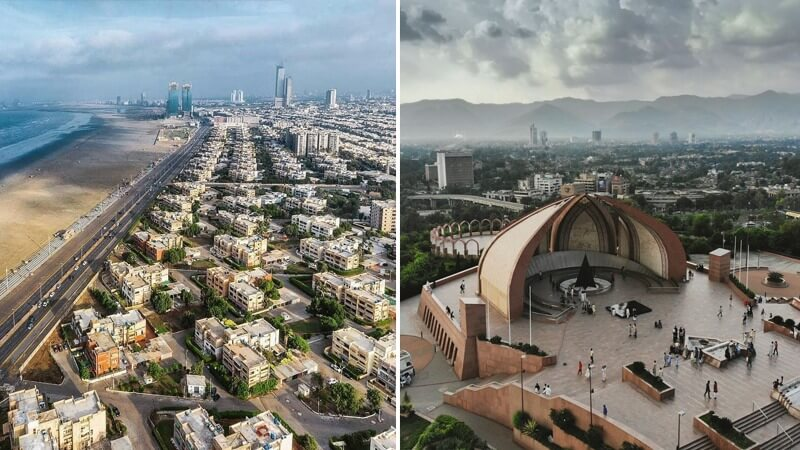 Islamabad and Karachi ranks amongst world's cheapest cities in 2021 for expatriates