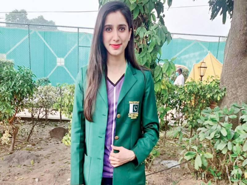Pakistani badminton star Mahoor Shahzad is set to compete in Tokyo Olympics