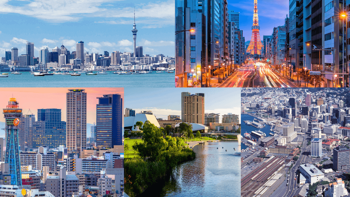 Five most livable cities worldwide that returned to normal after pandemic