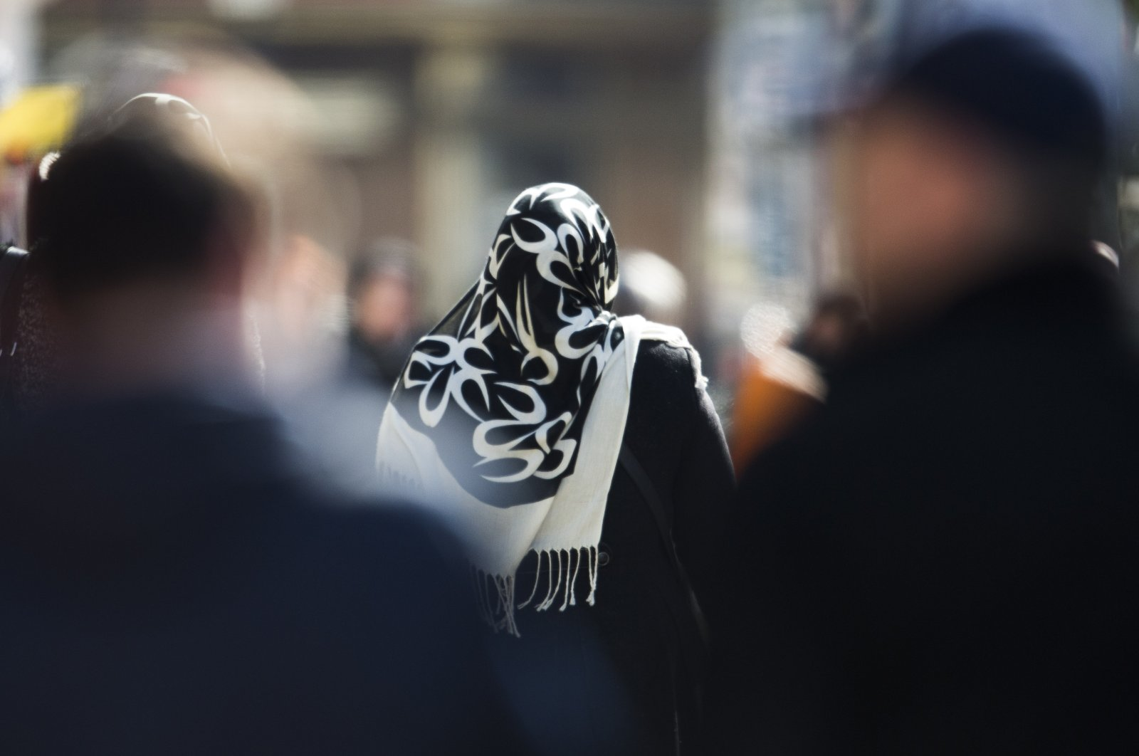 EU court allows companies to ban Muslim women from wearing headscarves at work
