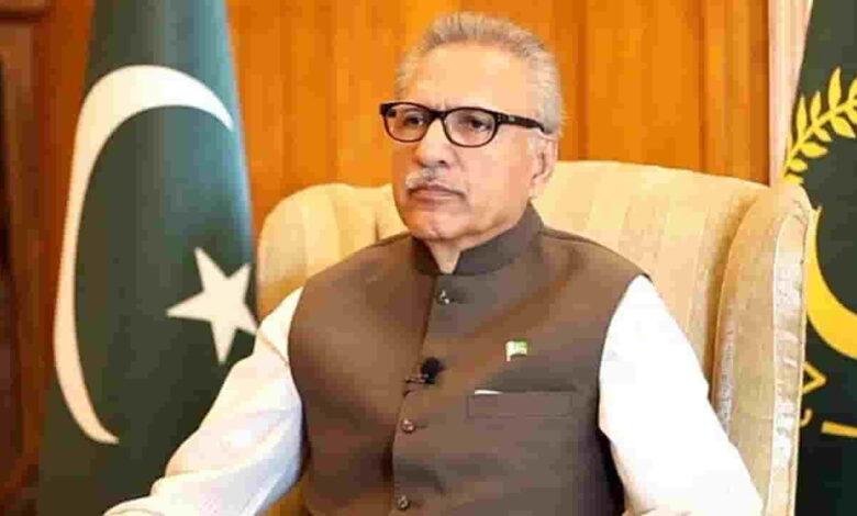 President of Pakistan Arif Alvi Joins TikTok to spread positivity