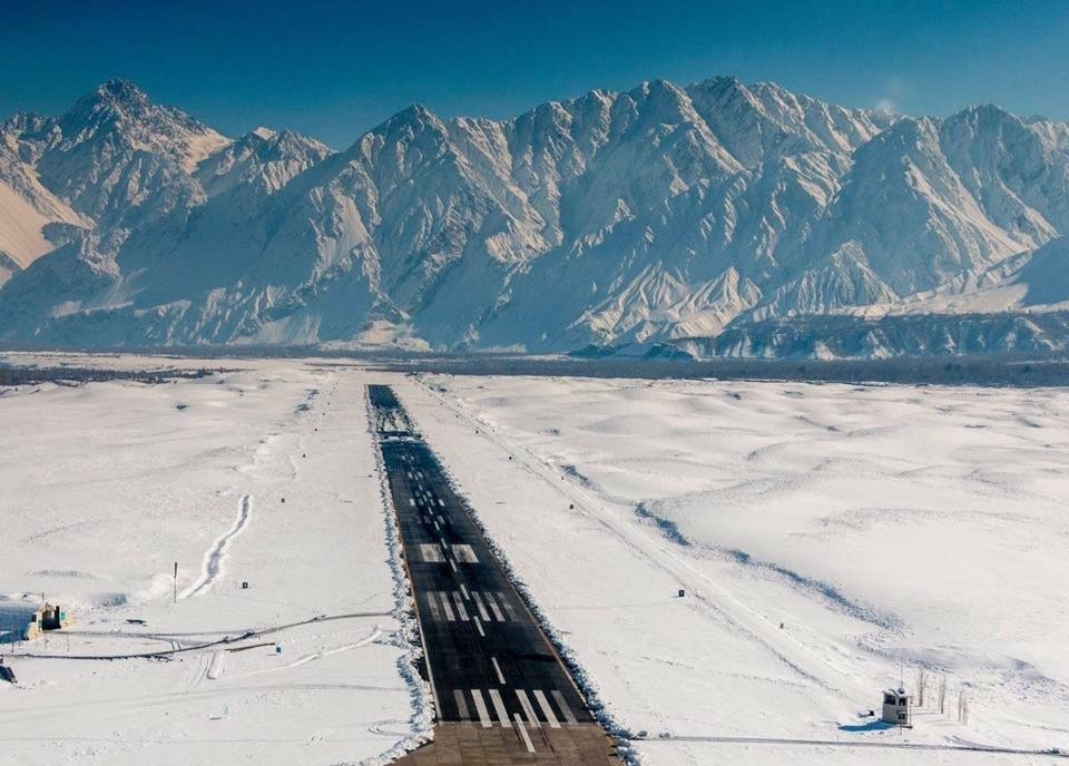 Government plans to build international airport in Skardu to promote tourism