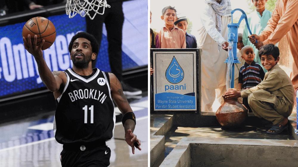 National Basketball Association Superstar Builds Solar Water Center in Sindh
