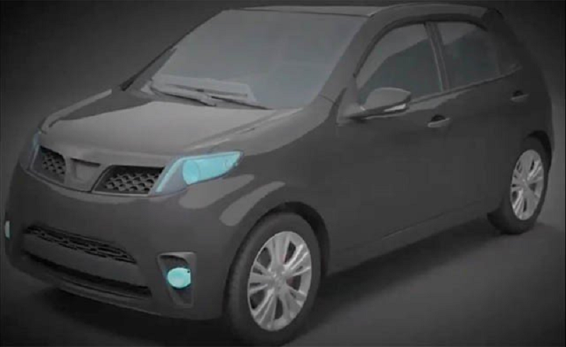 Overseas Pakistani Dice Foundation develop country's first electric car and its battery