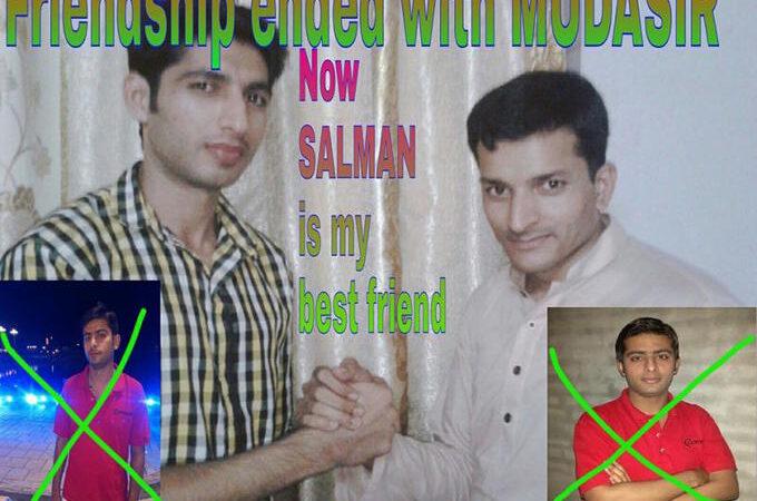 Friendship Ended with Mudasir