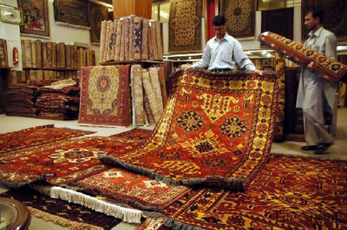 China, Pakistan plan free trade deal that includes carpet industry
