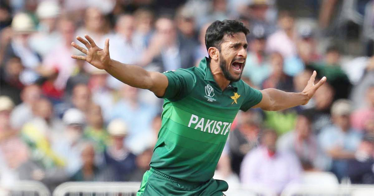 Hassan Ali becomes third fastest Pakistani player to reach 50 wickets