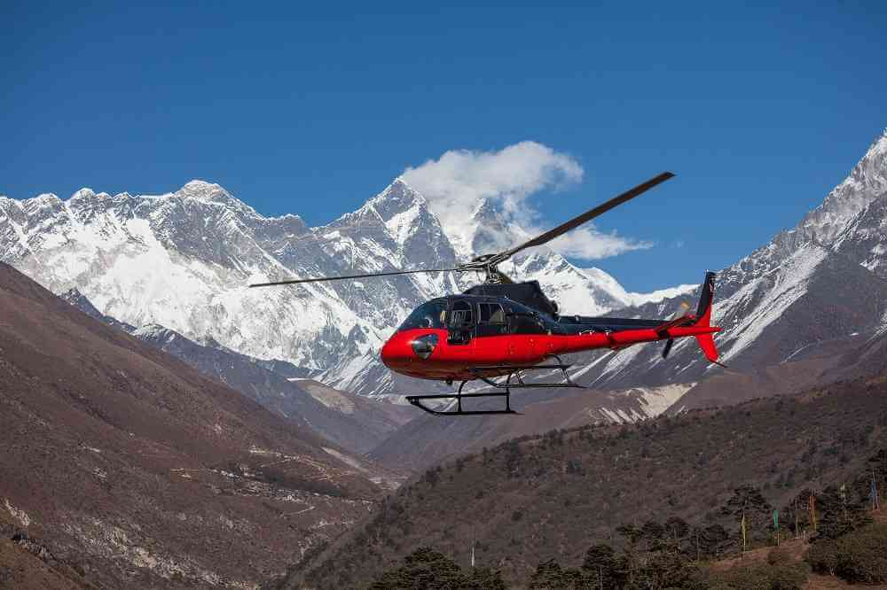 Civil Aviation plans to launch helicopter service for tourists