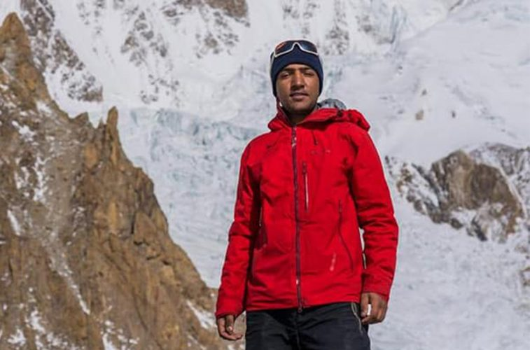 Sajid Sadpara summits K2 again after rescuing his father's body
