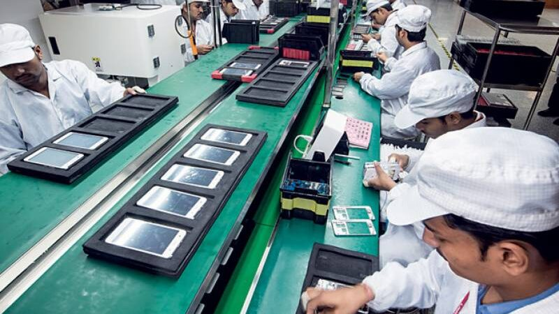 smartphone assembly plant in Pakistan
