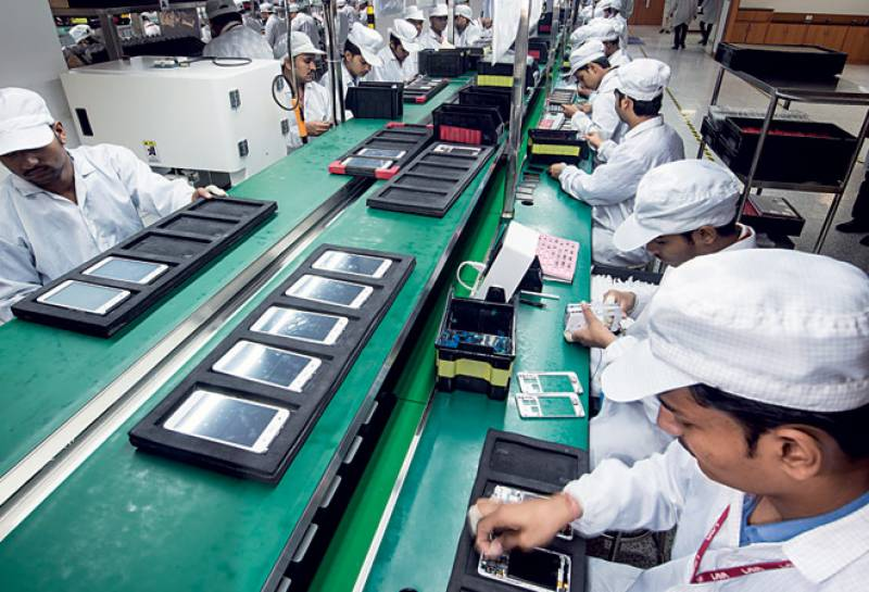 Samsung plans to build local smartphone assembly plant in Pakistan.