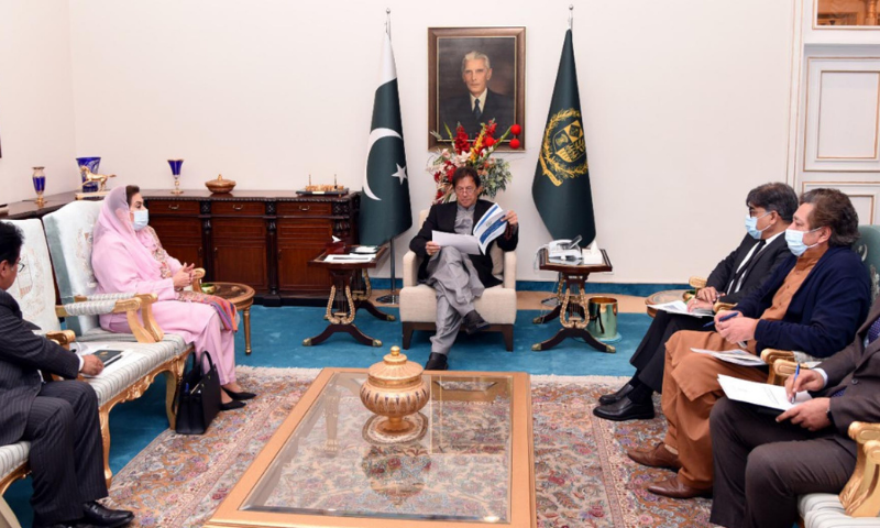 Pakistani Citizens demand PM Imran to improve country's sports facilities