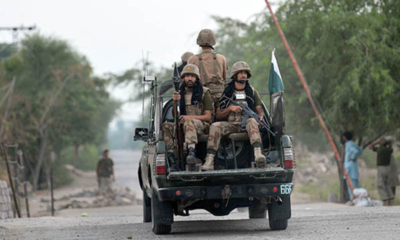 Two Pak Army soldiers martyred in Afghanistan cross-border attack