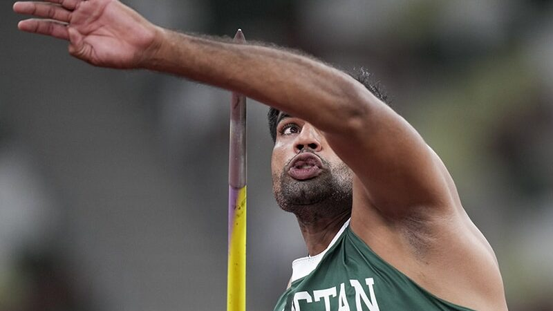 Arshad Nadeem misses out gold medal