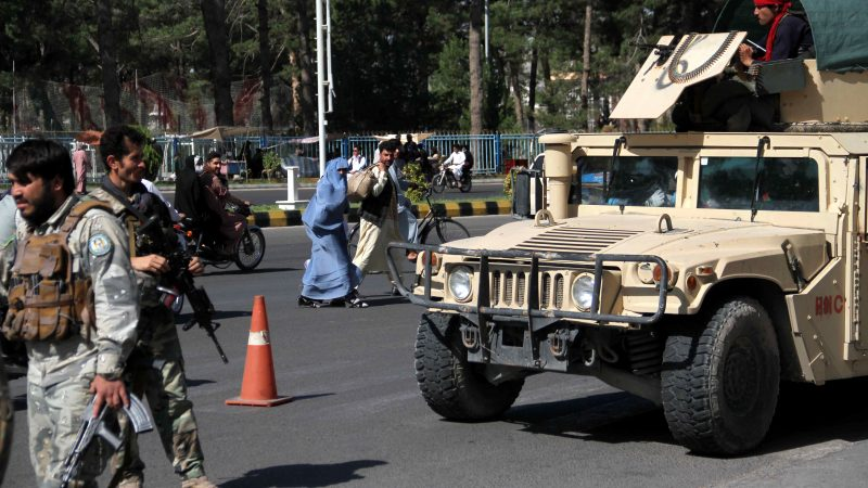 US slams Afghan forces for not defending state after Taliban captures sixth provincial capital