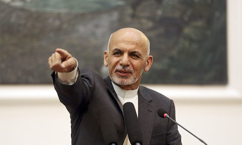 Russia alleges Ashraf Ghani fled with four cars & helicopters full of cash
