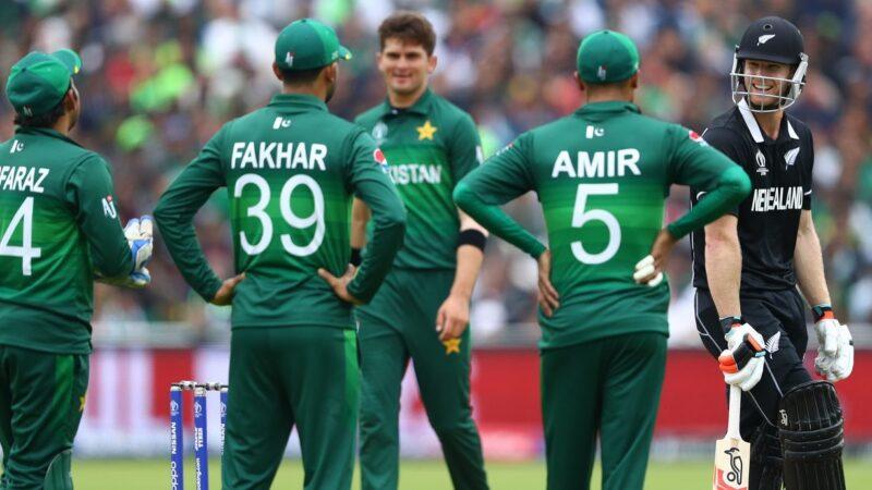 New Zealand tour Pakistan