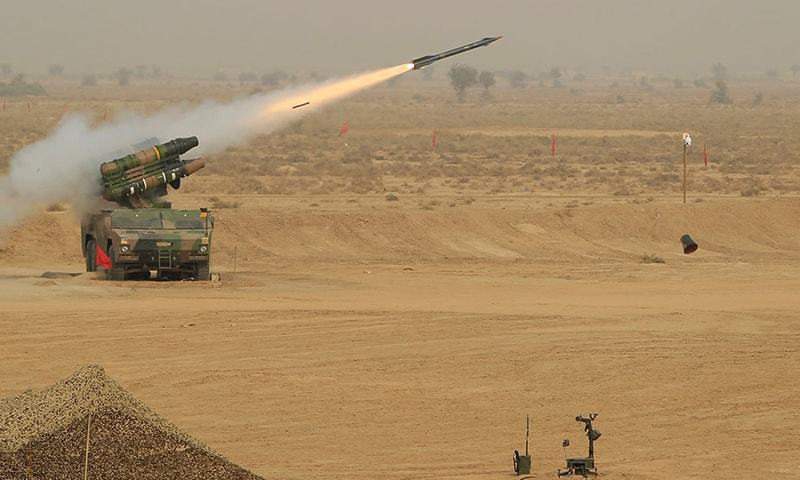 Pakistan conducts successful test flight of locally developed Fateh-1 Guided Multi Launch Rocket System