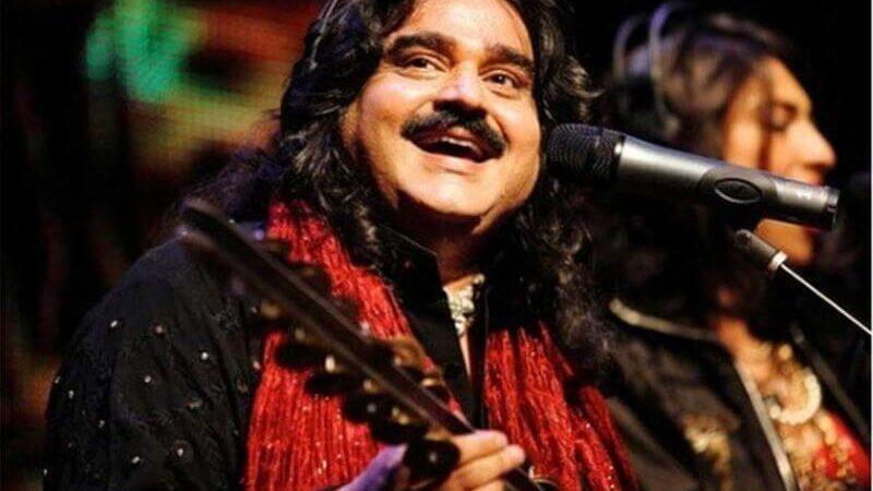 folk singers of Pakistan
